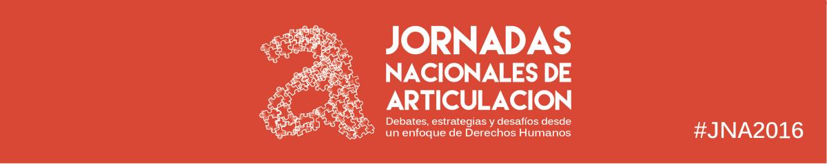 Jornadas Nacionales de Articulación